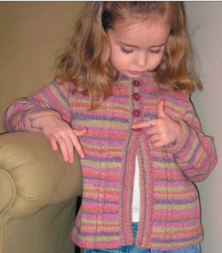 sweater Toddler Knitting Patterns