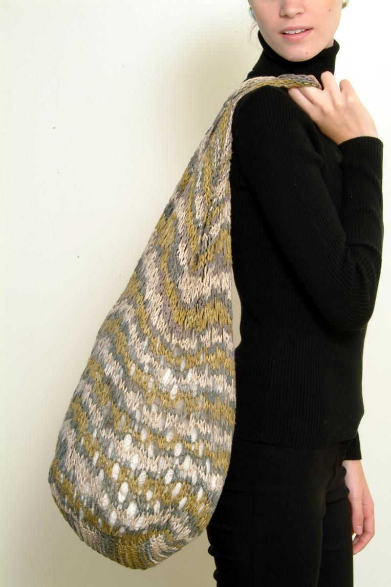 FREE KNITTING PATTERNS FOR BAGS FREE PATTERNS