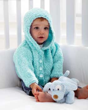 baby hoodie Knitting For Babies
