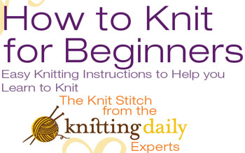 wy Knitting For Beginners