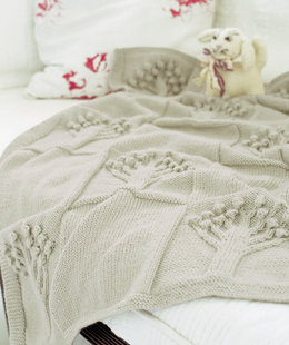 Free Knitting Pattern For Tree Of Life Baby Blanket : BABY AFGHAN KNIT PATTERNS   Free Patterns