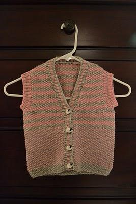 Boy Crochet Pattern Toddler Vest Patterns Gallery