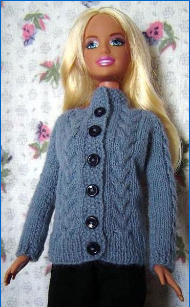 Free Patterns For Barbie Dolls - Pattern Collections