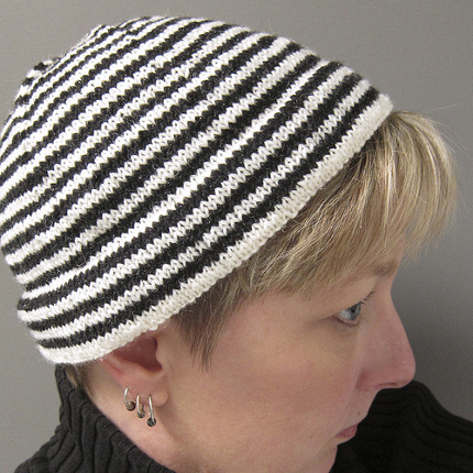 breton striped hat